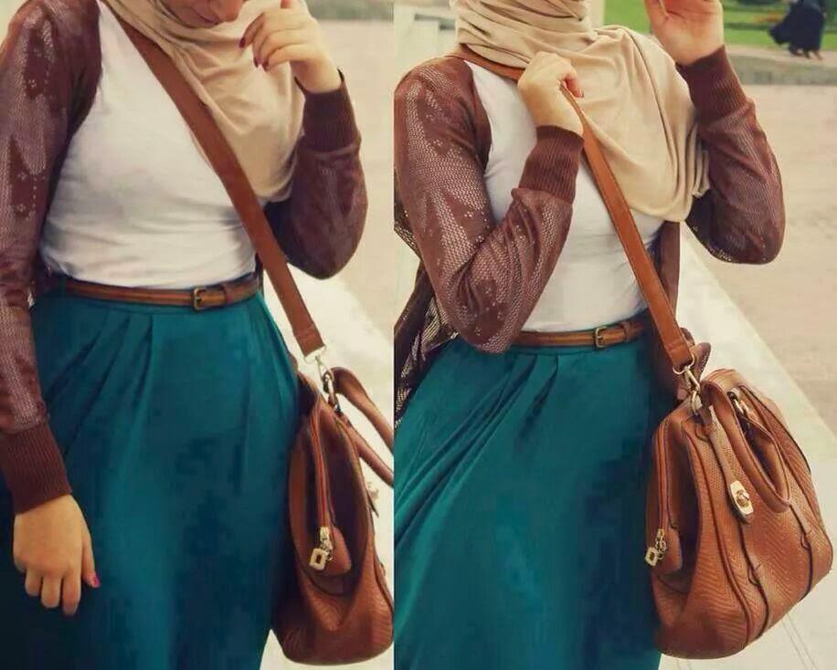 Hijab fashion inspiration mode 2015 chic-hijab-blog-fash