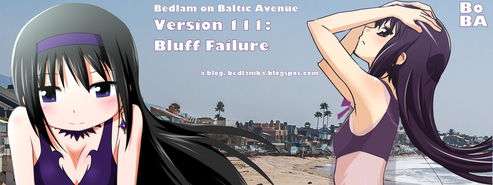Bedlam on Baltic Avenue