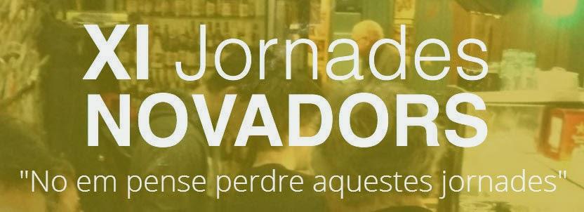 XI Jornades Novadots