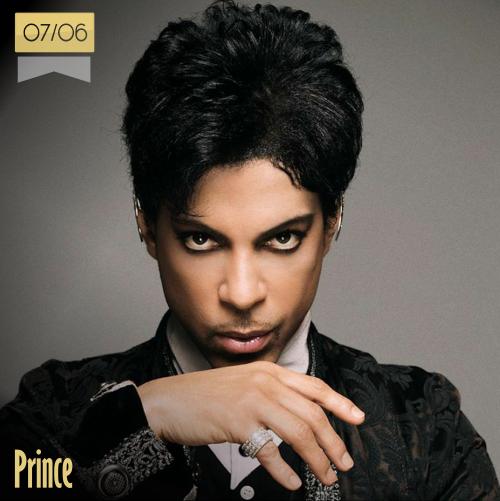 7 de junio | Prince - @Prince3EG | Info + vídeos