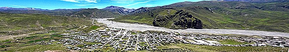 Panoramica Callalli