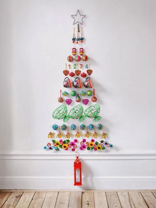 Rboles de navidad diy - Diy decoracion navidad ...