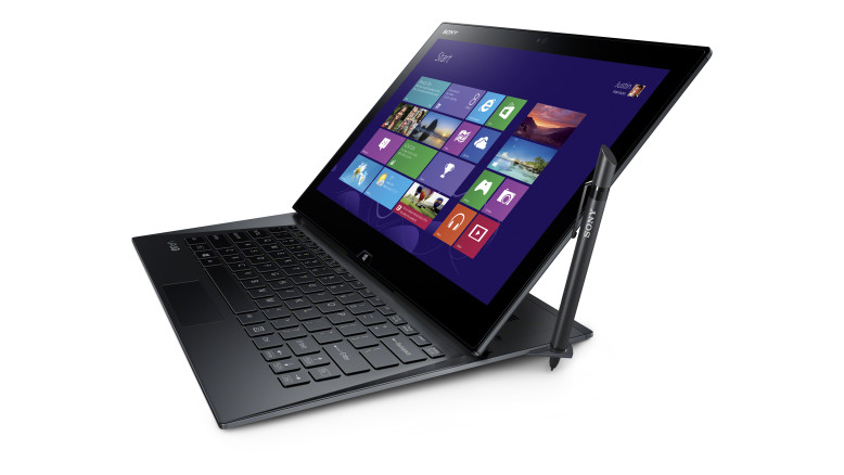 topwindows8laptop sony vaio duo 13 touchscreen ultrabook. Black Bedroom Furniture Sets. Home Design Ideas