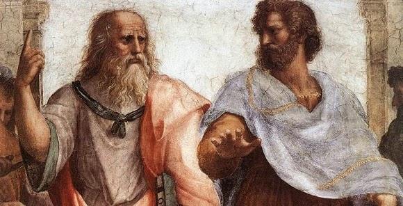 Έρευνα Μ.Ι.Τ.: Την «πλάτη» των Αριστοτέλη και Πλάτωνα βλέπει ο Ιησούς Χριστός!