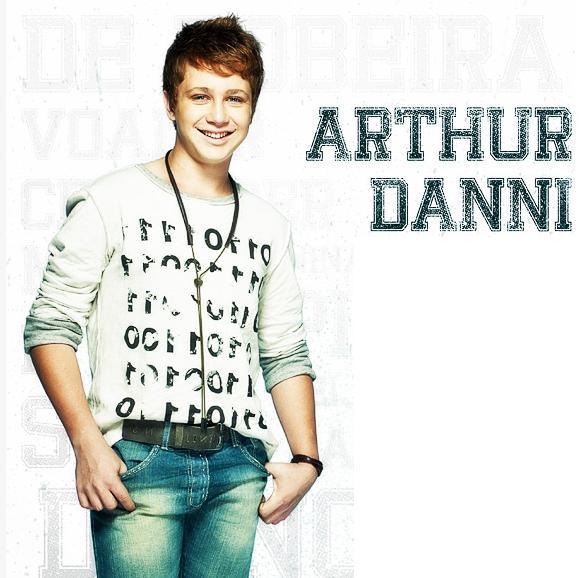 Arthur Dani   Se Você Me Der