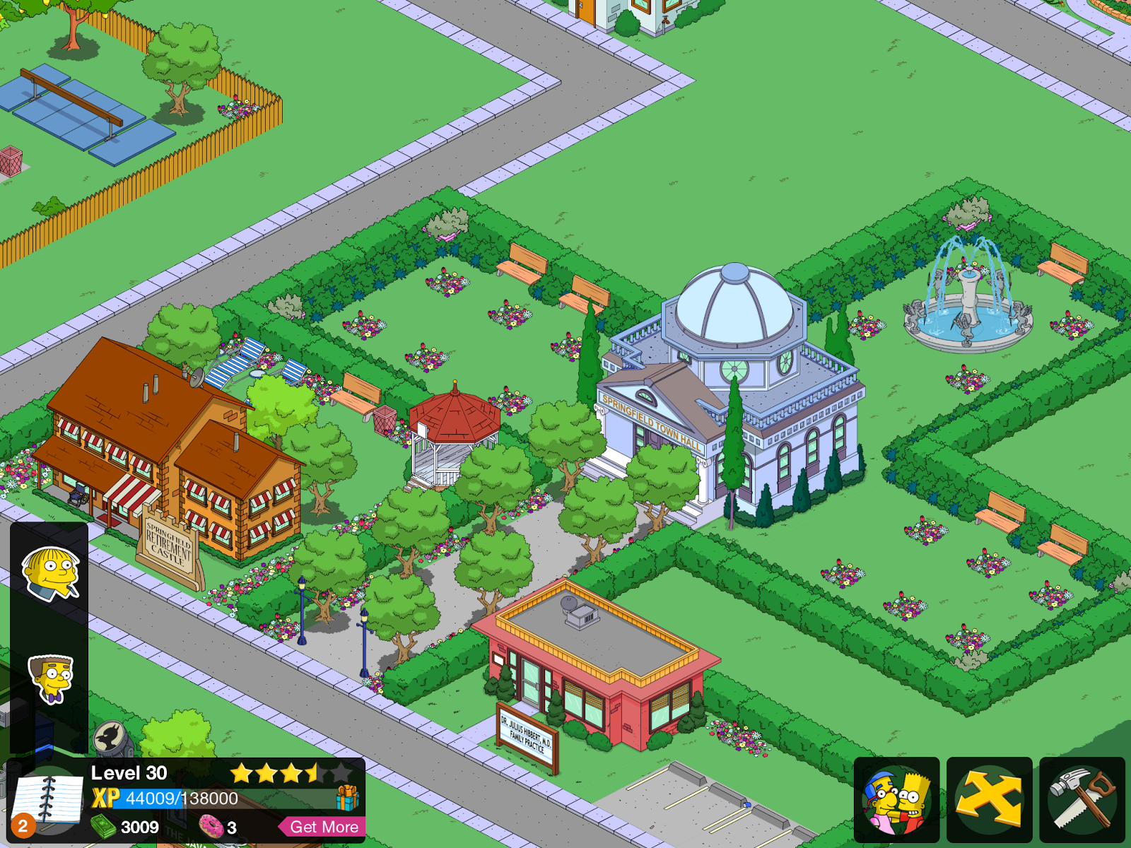Springfield Downs Tapped Out Cheats  My Blog