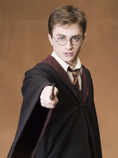 Harry is a damsel in distress