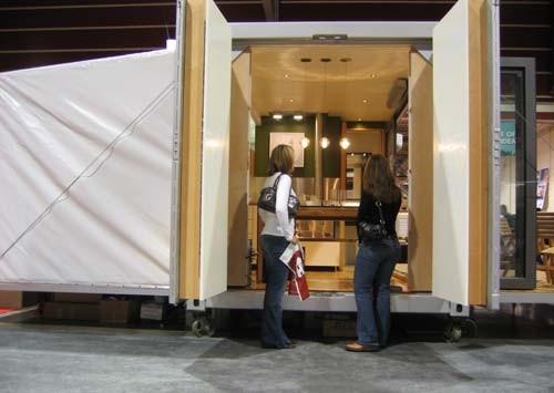 Shipping Container Homes Bark Design All Terrain Cabin ATC - All terrain cabin shipping container homes