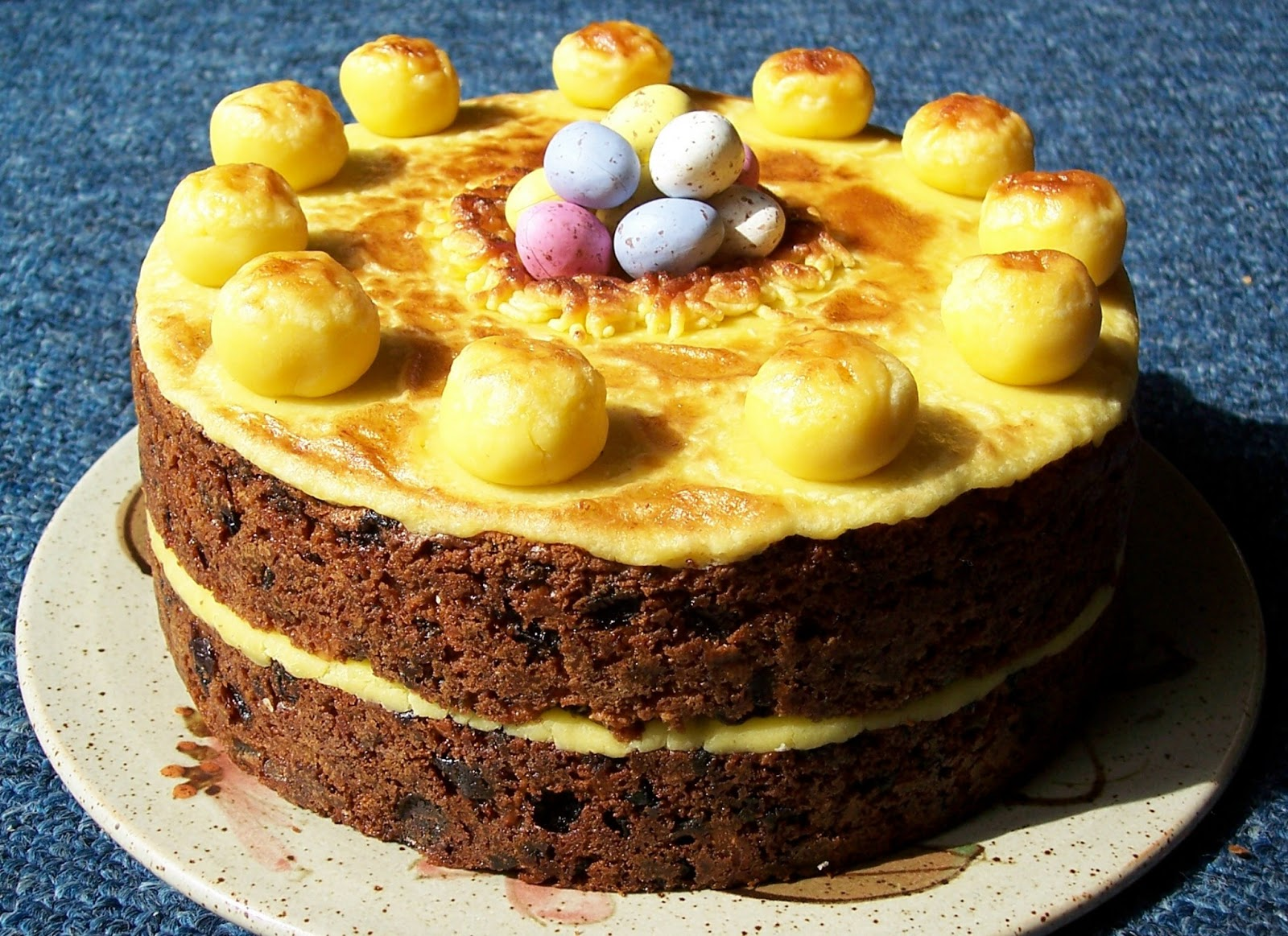 Good Food Cook : Simnel cake for Easter