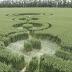 فيديو : طائرة تكشف دوائر غامضة في حقول القمح جنوبي روسيا