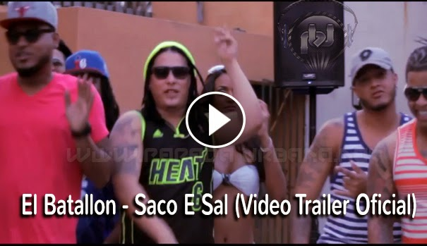 VIDEO PREVIEW  El Batallon - Saco E Sal (Video Trailer Oficial)