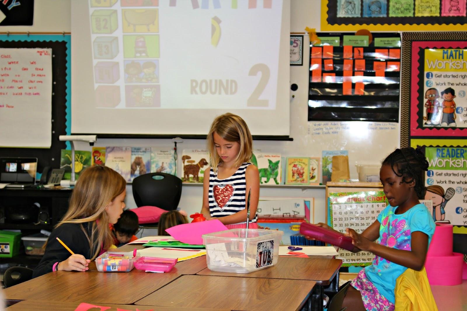 Guided Math In First Grade Tunstalls Teaching Tidbits