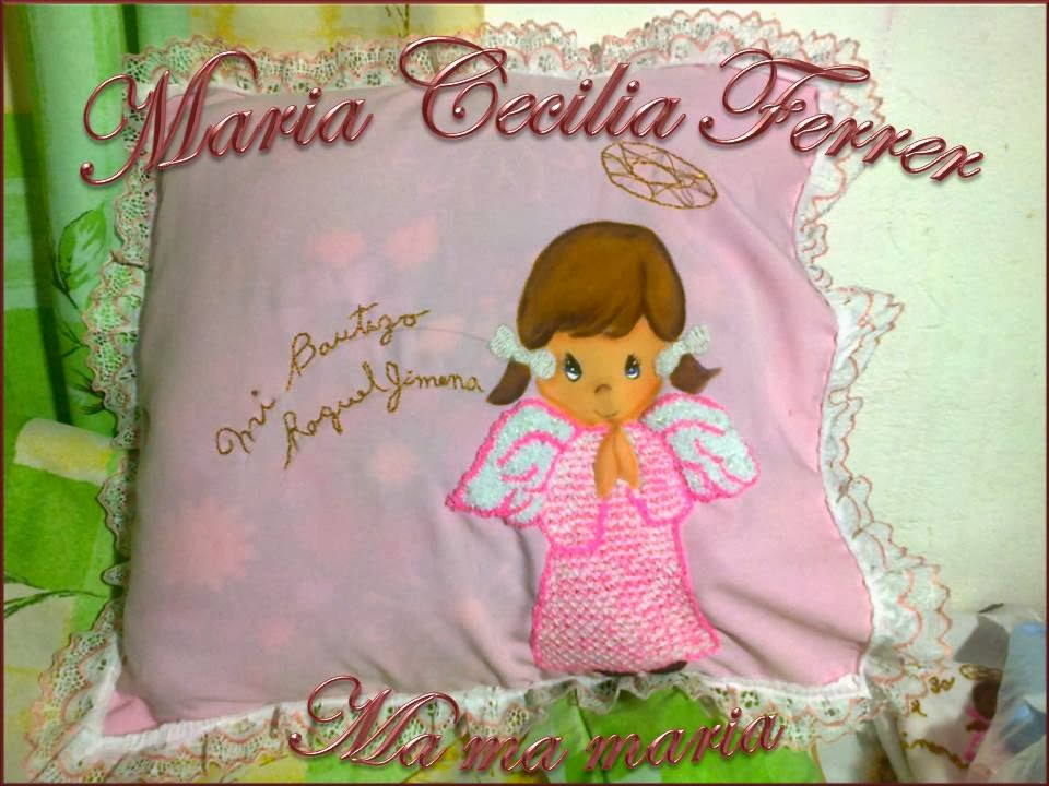 MARIA CECILIA  FERRER LA ABUELA ARTESANA