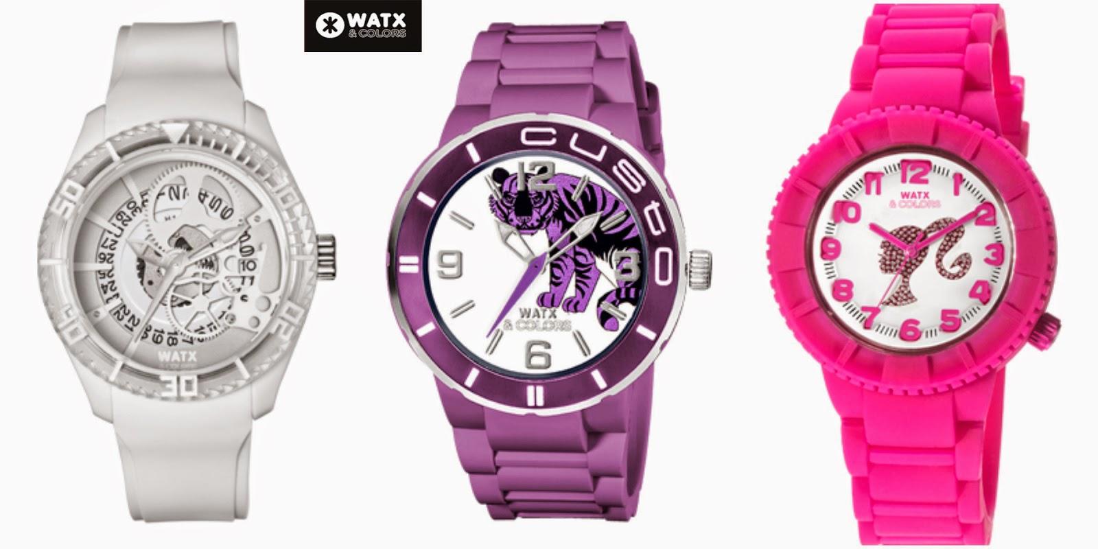 Relojes Watx Thader