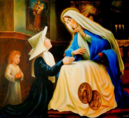 Apariciones de la Virgen en París, Francia (1830)