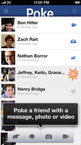Facebook Poke 001