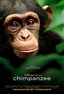 "Blog Safari Club, Documental online ""Chimpanzee"""