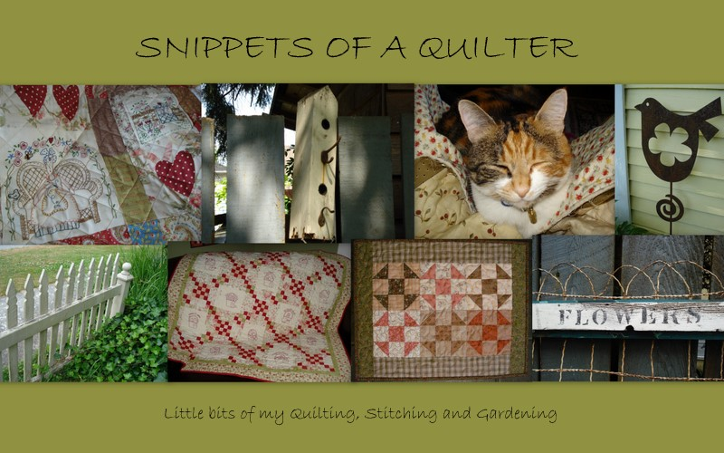 Snippets of a Quilter
