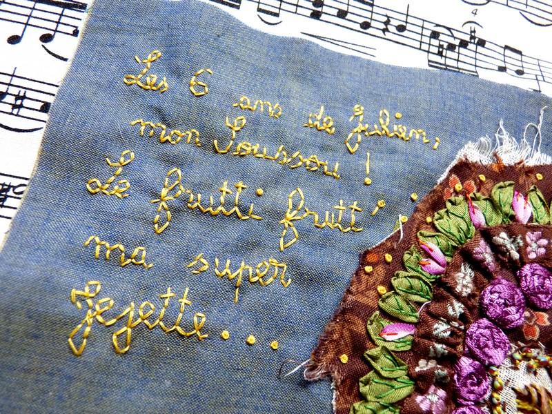 Au bonheur des mains challenge carnet annuel 2012 for Portent ses fruits