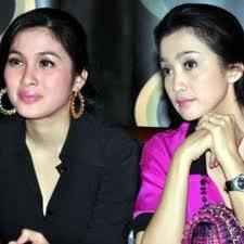 Sandra Dewi - Desi Ratna Sari - Sinetron Cahaya Cinta