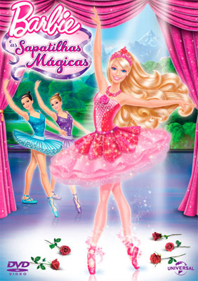 Barbie e as Sapatilhas Mágicas Dublado Rmvb + Avi DVDRip