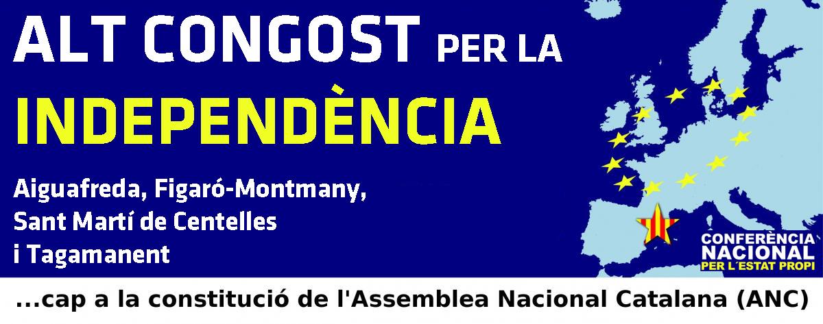 Alt Congost per la independència