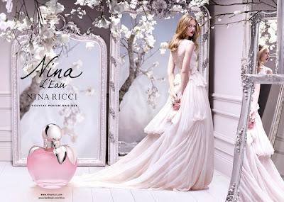 Perfume para mujer Nina L´Eau de Nina Ricci