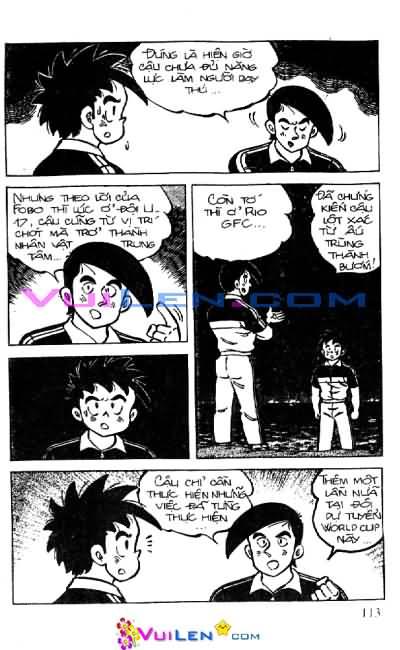 Jindodinho - Đường Dẫn Đến Khung Thành III Tập 30 page 113 Congtruyen24h