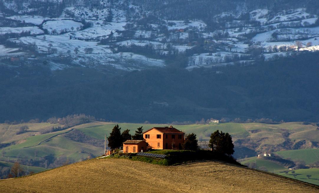 Case Di Campagna Marche : Imparare con la geografia gli insediamenti e le città