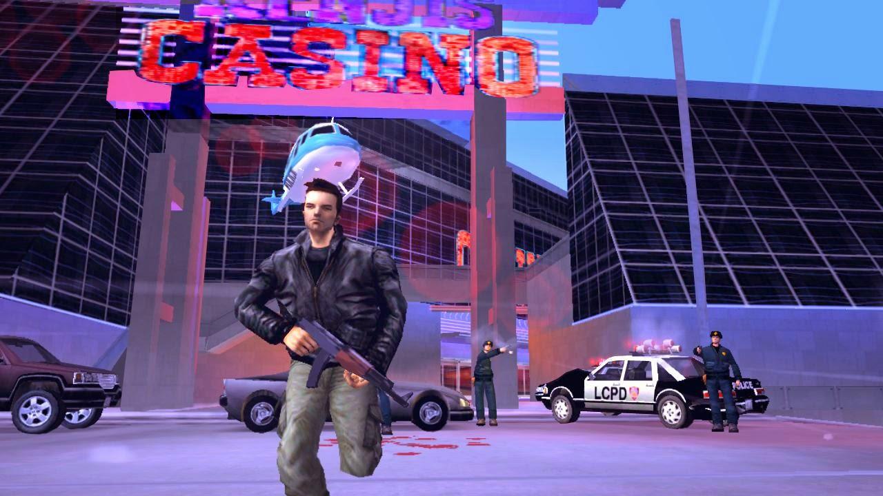 لعبة الاكشن الرائعة GTA 3 مدفوعة للاندرويد