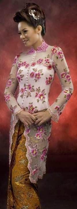Foto Model Baju Kebaya Lama