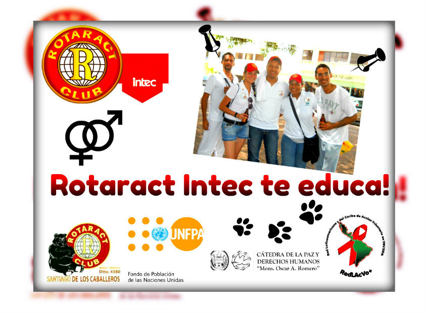 Rotaract Intec te Educa