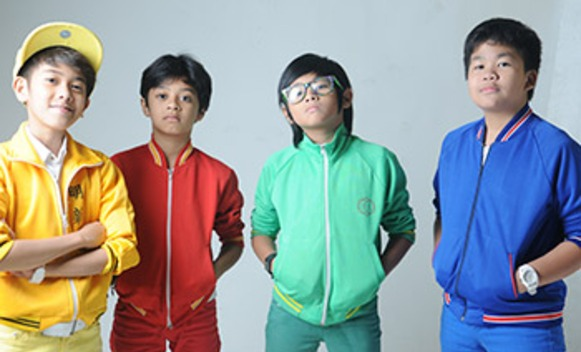 Coboy junior related keywords amp suggestions pacar iqbal coboy junior