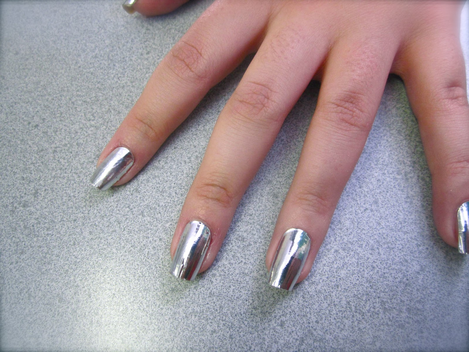 Minx nails ~ Yolanda's Blog~ UK Natural Afro Hair Blog and Beauty Blog