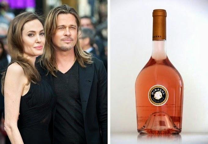 vino rosado provenza brad pitt