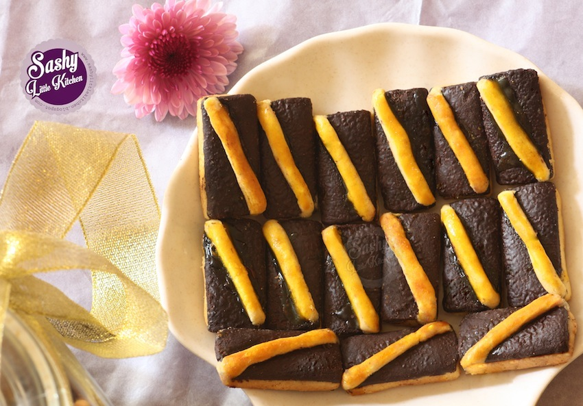Chocolate Stick Cookies Ny. Liem - Sashy Little Kitchen: Home Cooking ...