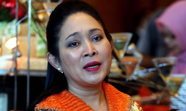 Siti Hediati Bicara Asap dan Warisan Soeharto