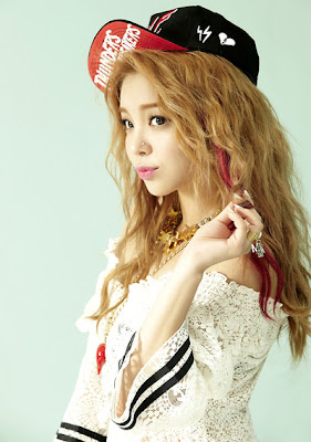 Ailee Korean Singer A's Doll House Concept Photo