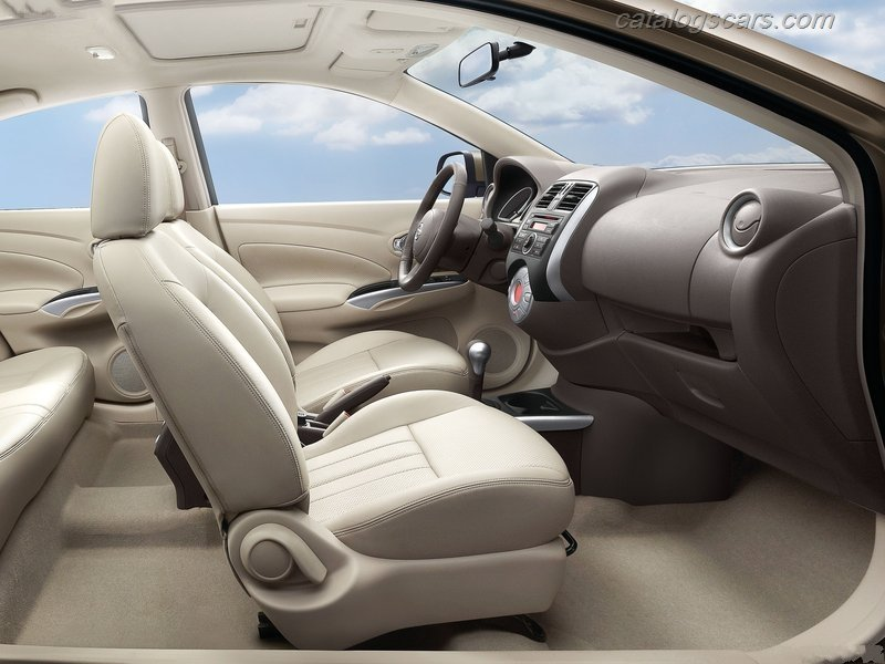صور سيارة نيسان صنى 2013 - اجمل خلفيات صور عربية نيسان صنى 2013 - Nissan Sunny Photos