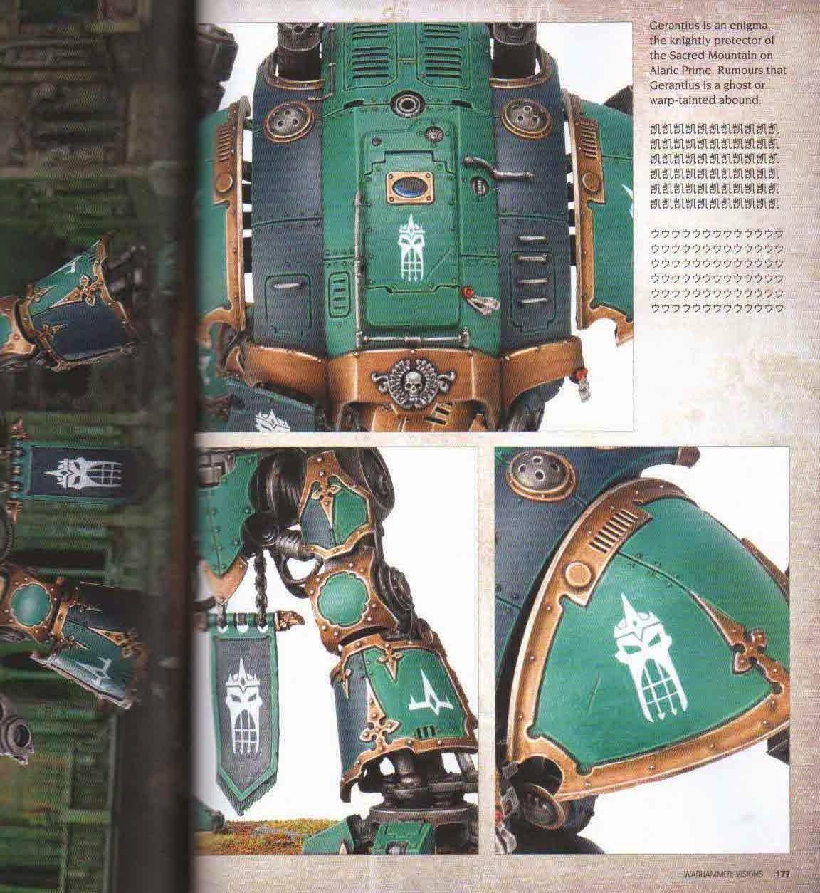 Errores Warhammer: Visions, número 3, página 177