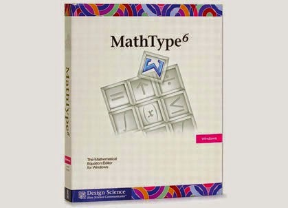 MathType 6.9a Terbaru Full Version