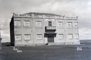 Escola de Trabalhadores Rurais Augusto Ribas - 1938