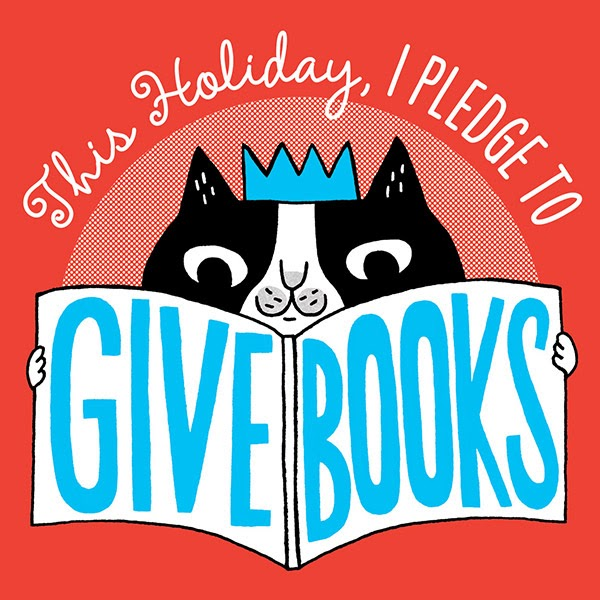 Give Books This Holiday!