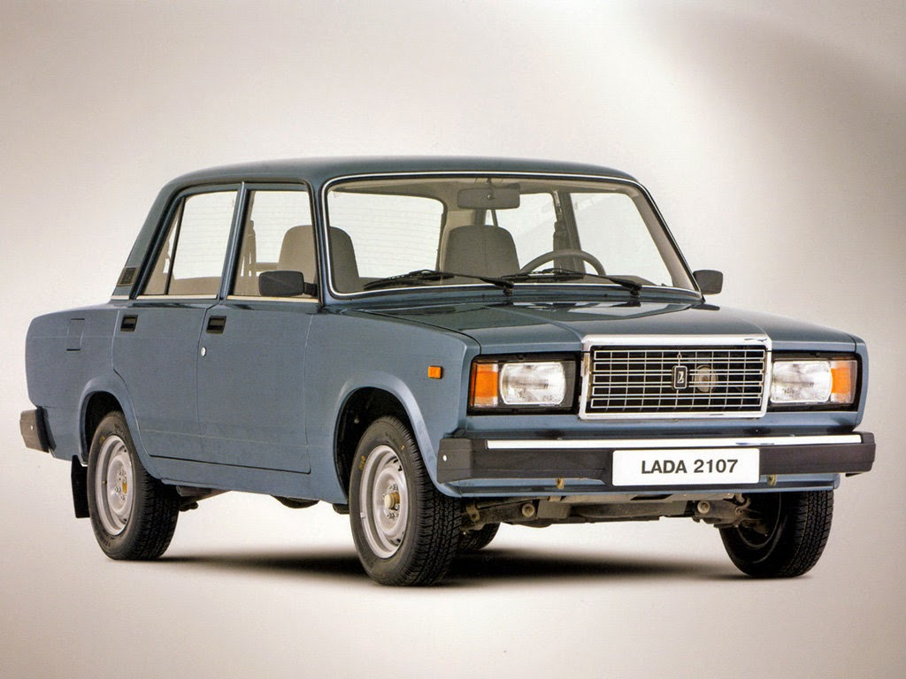 VAZ (Lada): a selection of sites