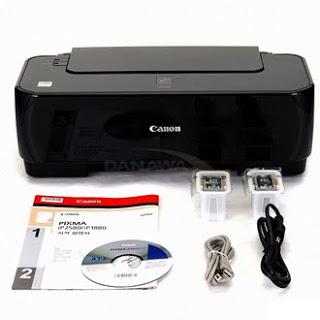 Программа Iptool Canon Pixma 1800