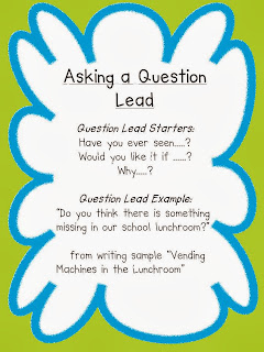 http://www.teacherspayteachers.com/Product/Types-of-Leads-FREEBIE-581091