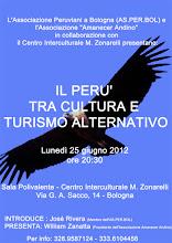 Associazione Peruviani di Bologna; Italia