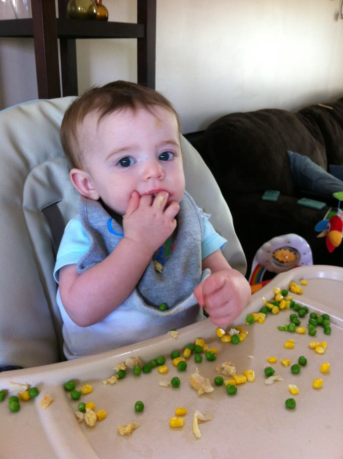 You are my licorice how i do it baby led weaning for 10 month old eating table food
