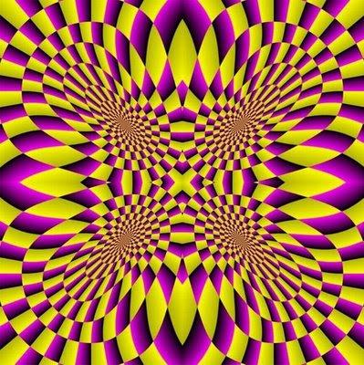 Aprendiz de artesano ilusiones pticas parte i for Ilusiones opticas en el suelo