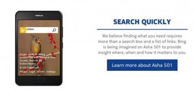 Nokia Asha Spinel Bocor di Situs Resmi Nokia